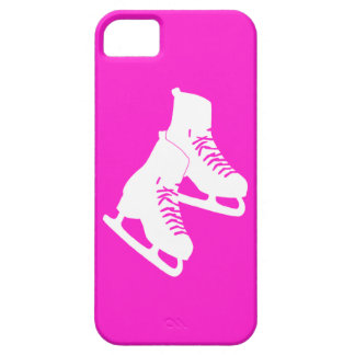 iPhone 5 Ice Skates Pink iPhone 5 Cover