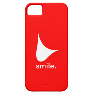 iPhone 5 ID/Credit Card Smile Case iPhone 5 Cases