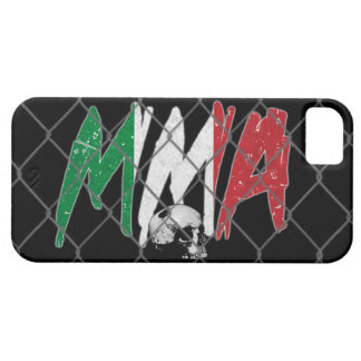 iPhone 5 Italy MMA Black iPhone 5 Cover