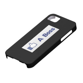 iPhone 5 Like a Boss Thumbs Up Case Social Media iPhone 5 Cover