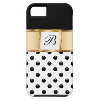 iPhone 5  Monogram Case