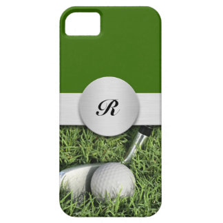 iPhone 5 Monogram Golf Cases