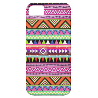 iPhone 5 Multicolored Navajo Case