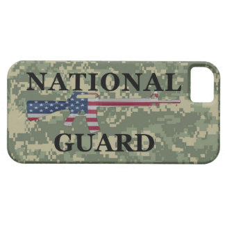 iPhone 5 National Guard Green Camo Case For The iPhone 5