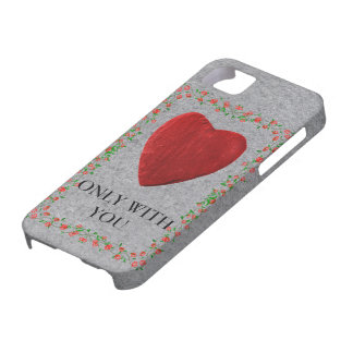 iPhone 5 Only with you iPhone 5 Covers