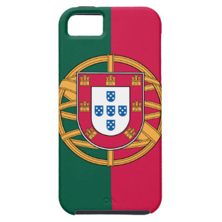 iPhone 5, Portuguese Flag iPhone 5 Cover