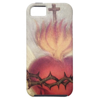 iPhone 5 Sacred Heart Design iPhone 5 Cases