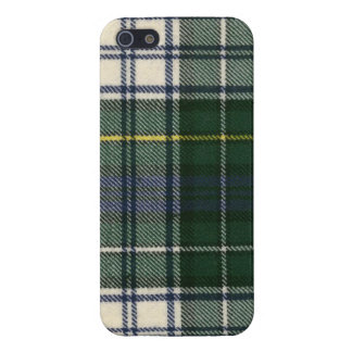 iPhone 5 Savvy Campbell Dress Modern Tartan Print iPhone 5 Case