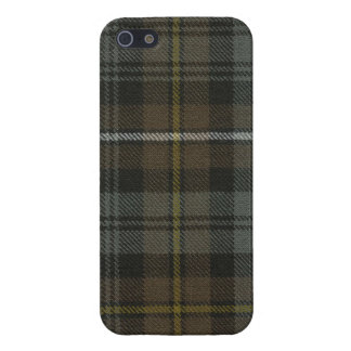iPhone 5 Savvy Campbell of Argyll Weathered Tartan iPhone 5 Covers