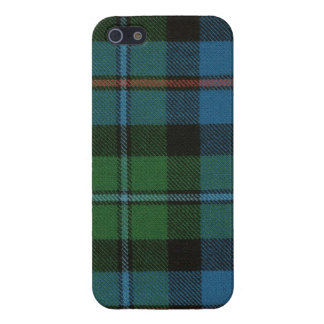 iPhone 5 Savvy Campbell of Cawdor Ancient Tartan Cover For iPhone 5/5S