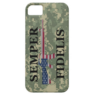 iPhone 5 Semper Fidelis Green Camo Case For The iPhone 5