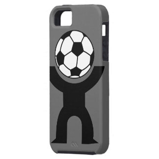 iPhone 5 Soccer Guy Tough Case
