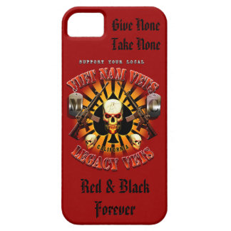 iPhone 5 - Support the Viet Nam / Legacy Vets MC iPhone 5 Covers