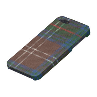 iPhone 5 Vibe Chisholm Hunting Ancient Tartan iPhone 5 Cases