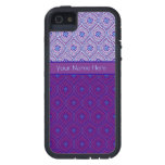 iPhone 5 Xtreme Case Purple Ogees, Personalize iPhone 5/5S Cases
