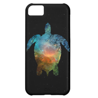 iPhone 5C, Barely There Phone Case Sea Turtle