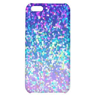 iPhone 5C Case Speck Glitter Graphic Background