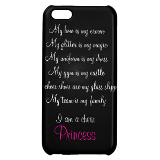 iPhone 5C Cheer Princess Phone Case