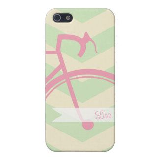 iPhone 5C Cycle Chevron Cover iPhone 5/5S Covers
