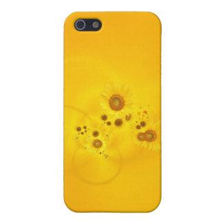 iPhone 5c Sunflower Case iPhone 5/5S Cover