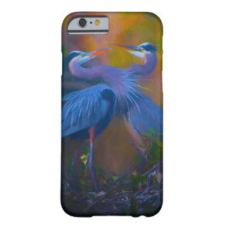iphone 6/6s Barely There Blue Heron Case