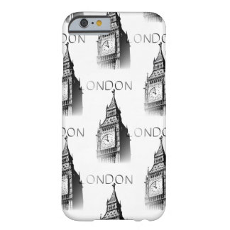 iPhone 6/6s, Barely There London Big Ben Barely There iPhone 6 Case
