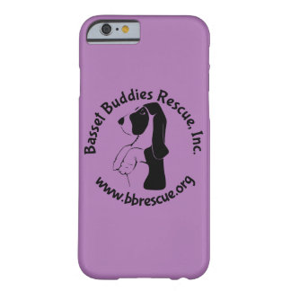 iPhone 6/6s, Barely There Phone Case (Purple BBR)