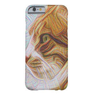 iPhone 6/6s, Barely There (Psychedelic Cat) Barely There iPhone 6 Case