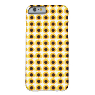 iPhone 6/6s case, decorated with Sunflower Multipl Barely There iPhone 6 Case