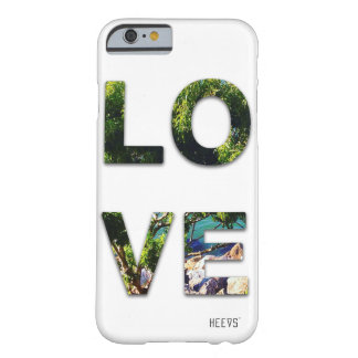 "iPhone 6/6S Case ""Love"" White Heevs™"