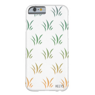 """iPhone 6/6S Case """"Only Leafs"""" White Heevs™"""