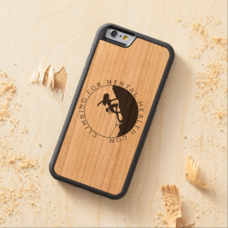 iphone 6/6s Cherry Wood Bumper Case