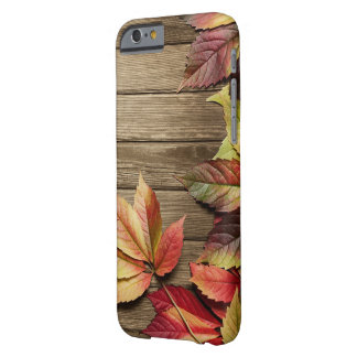 iPhone 6/6s cover, covering, motive for autumn Barely There iPhone 6 Case