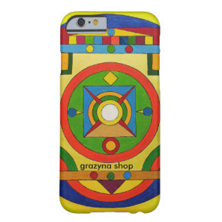 iPhone 6/6s covering, Mandala, Barely There iPhone 6 Case