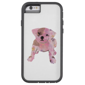 iPhone 6/6s, french bull dog phone case