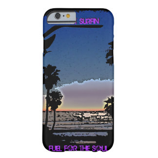 iPhone 6/6s Fuel for the soul Barely There iPhone 6 Case