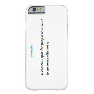iPhone 6/6s, Funny Nevada Phone Case