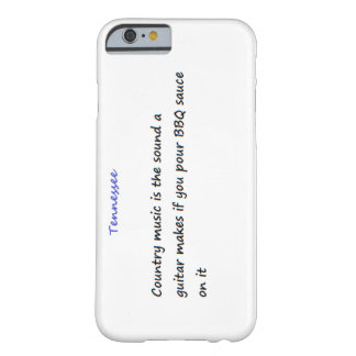 iPhone 6/6s, Funny Tennessee Phone Case