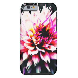 iPhone 6/6s gorgeous pink dahlia tough case