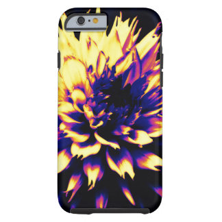 iPhone 6/6s gorgeous yellow purple flower case