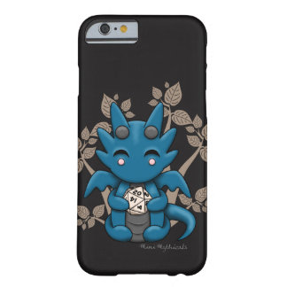 iPhone 6/6s Kawaii Dice Dragon Phone Case