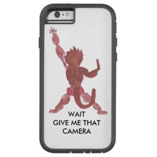 iPhone 6/6s, monkey design, painted Tough Xtreme iPhone 6 Case