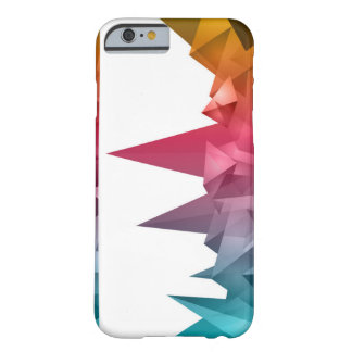 iPhone 6/6s phone case colorful triangles
