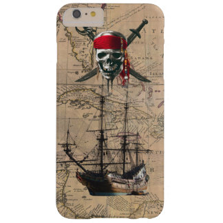 iPhone 6/6s Pirate Barely There iPhone 6 Plus Case