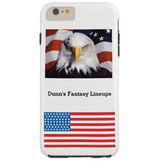 iPhone 6/6s plus tough case (white)