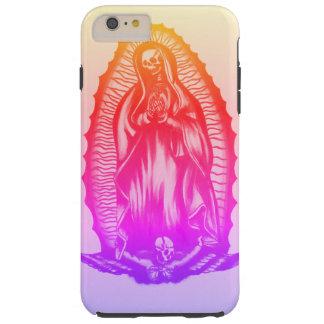 Iphone 6/6s plus tough Retro Mary Skeleton case