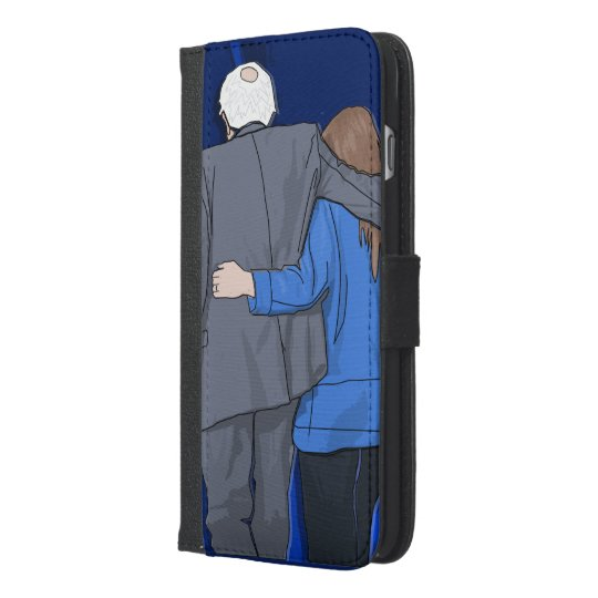 iPhone 6/6s Plus Wallet Case BERNIE N JANE LOVE