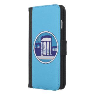 iPhone 6/6s Plus Wallet Case MEDITERRANEAN DREAM L