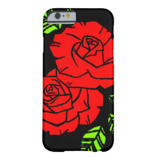 IPHONE 6/6s ROSES COVER