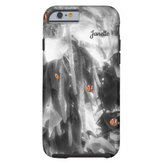 iPhone 6/6s, Tough Phone Case with Clown Fish
